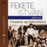 A koppányi aga testamentuma - Hangoskönyv (MP3)