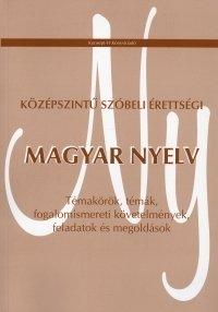 Magyar nyelv érettségi közép- és emelt szinten
