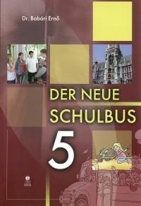 Neue Schulbus 5 tankönyv Új!