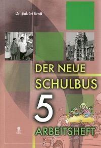 Neue Schulbus 5 munkafüzet Új!