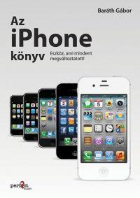 Az iPhone könyv /KÖNYV/