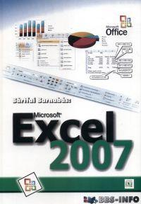 Microsoft Excel 2007 /KÖNYV/