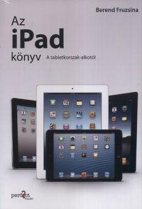 Az iPad könyv  /KÖNYV/