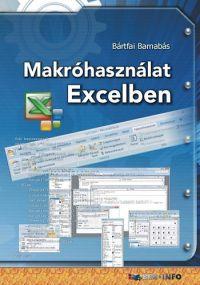 Makróhasználat Excelben /KÖNYV/