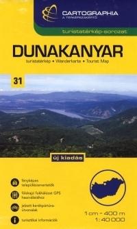40 000 - Turistatérkép (új kiadás)