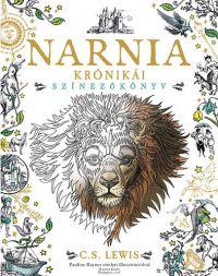 Narnia krónikái - Színezőkönyv /KÖNYV/
