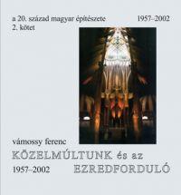 A 20. század magyar építészete 2. kötet /KÖNYV/