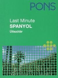 PONS Last Minute Útiszótár:Spanyol