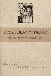 VÁLOGATOTT NOVELLÁK