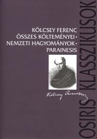 Kölcsey Ferenc összes költeményei - Nemzeti hagyományok - Parainesis