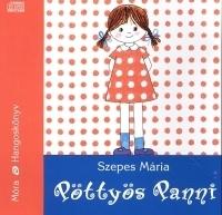 Pöttyös Panni - Hangoskönyv (CD)