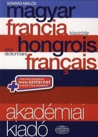 Magyar-francia kisszótár - Petit dictionnaire hongrois-francais