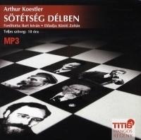 Sötétség délben - Hangoskönyv (MP3)