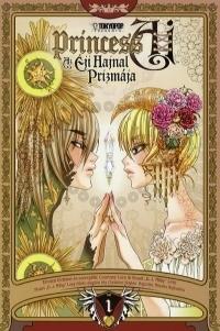 Princess Ai:Az Éji Hajnal Prizmája 1. - Képregény