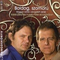 Magyar költők válogatott versei - Hangoskönyv (CD)