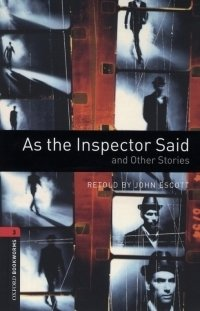 As the Inspector Said and Other Stories (CD melléklettel)