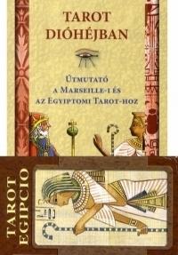 Tarot dióhéjban (Tarot Egiptico kártyacsomaggal)