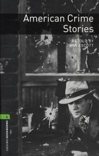 American Crime Stories (CD melléklettel)