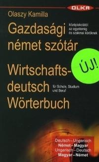Gazdasági német szótár / Wirtschaftsdeutsch Wörterbuch