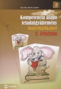 Kompetencia alapú feladatgyűjtemény matematikából - 8. évfolyam