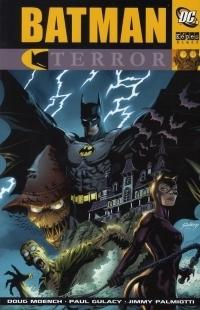 Batman:Terror - Képregény