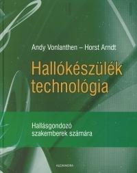 Hallókészülék technológia