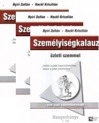 Személyiségkalauz üzleti szemmel - Hangoskönyv (3 CD)