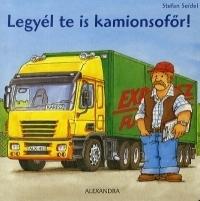 Legyél te is kamionsofőr!