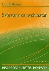 SZÓRVÁNY ÉS NYELVHATÁR
