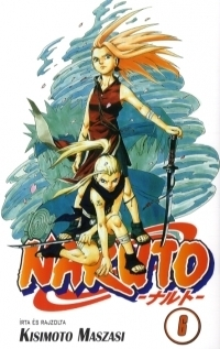 Naruto 6. - Képregény