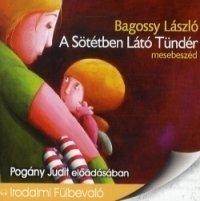 A Sötétben Látó Tündér - Hangoskönyv (CD)