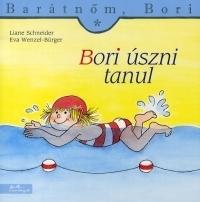 Barátnőm, Bori:Bori úszni tanul