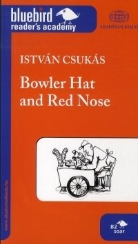 BOWLER HAT AND RED NOSE