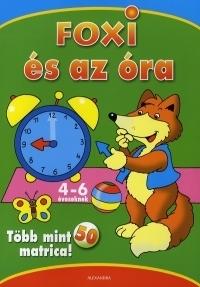 Foxi és az óra