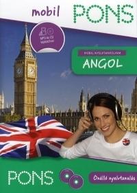 Pons mobil nyelvtanfolyam:Angol (2 CD melléklettel)