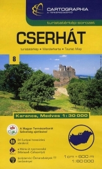 60 000 - Turistatérkép
