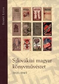 Szlovákiai magyar könyvművészet 1918-1945
