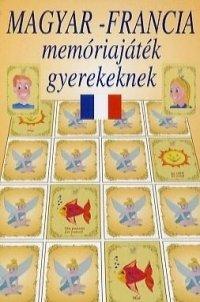 Magyar-Francia memóriajáték gyerekeknek - kártyacsomag kiejtéssel