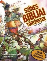 Színes bibliai történetek - Képregény