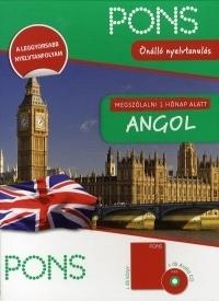 PONS Megszólalni 1 hónap alatt:Angol (Audio CD melléklettel)