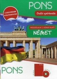 PONS Megszólalni 1 hónap alatt:Német (Audio CD melléklettel)