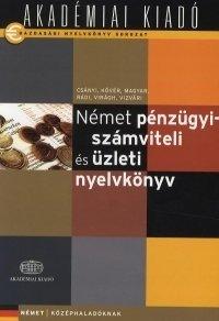 Német pénzügyi-számviteli és üzleti nyelvkönyv