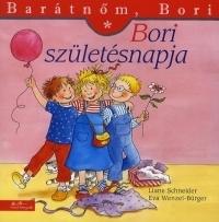 Barátnőm, Bori:Bori születésnapja