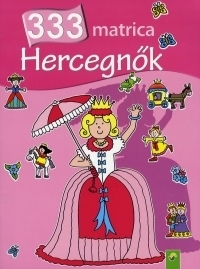 333 matrica - Hercegnők