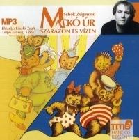 Mackó úr szárazon és vízen - Hangoskönyv (MP3)