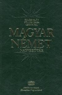 Magyar-Német nagyszótár + Net