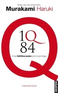 1Q84 MÁSODIK KÖNYV