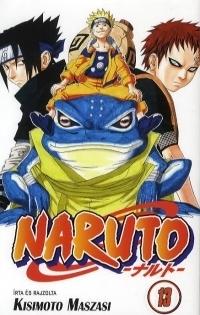 Naruto 13. - Képregény