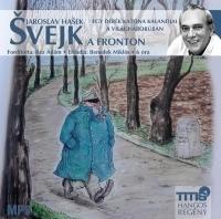 Svejk - A fronton - Hangoskönyv (MP3)