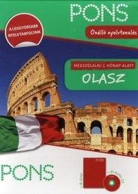 PONS Megszólalni 1 hónap alatt:Olasz (Audio CD melléklettel)